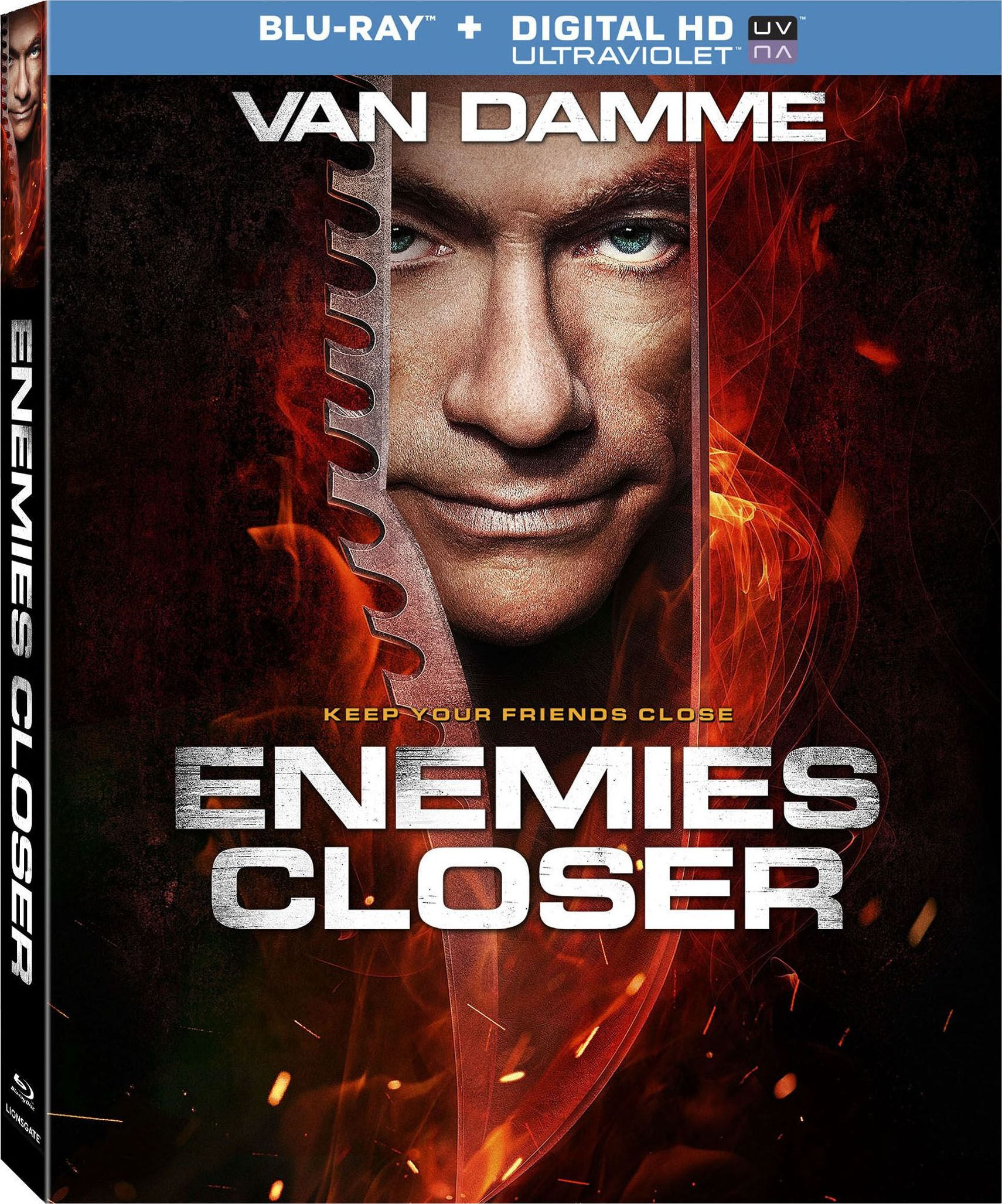 Enemies Closer 2013 BluRay 720p 450MB Dual Audio ( Hindi – English ) ESubs MKV